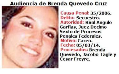 Ficha Tecnica Brenda